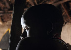 Maasai woman ©KathyWestStudios
