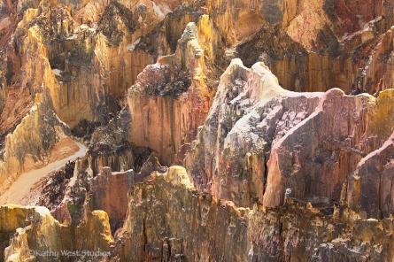 Tsingy Rouge, Ankarana, Madagascar, ©2017Kathy West Studios